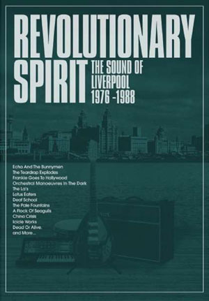 Cover von The Revolutionary Spirit: The Sound Of Liverpool