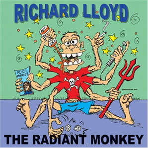 Cover von Radiant Monkey