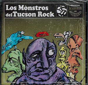 Cover von Los Monstros Del Tuscon Rock