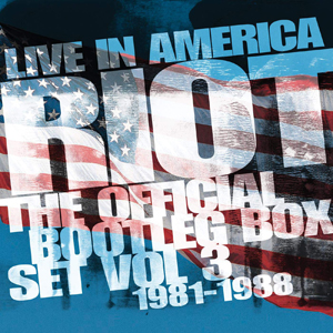 Cover von Live In America: Official Bootleg Box Vol. 3