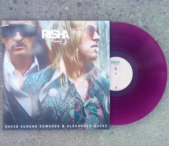 Cover von Risha (ltd. purple vinyl)