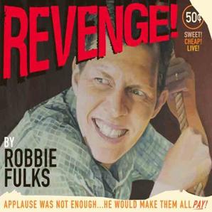 Cover von Revenge