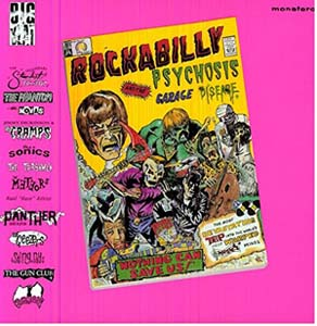 Foto von Rockabilly Psychosis & Garage Disease