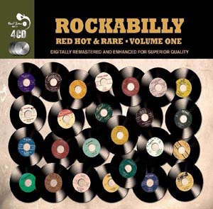 Foto von Rockabilly - Red Hot & Rare Volume One
