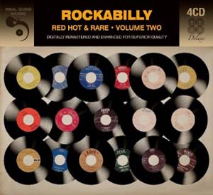 Foto von Rockabilly - Red Hot & Rare Volume Three