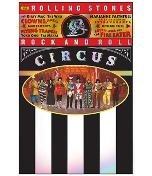 Cover von Rock And Roll Circus