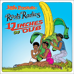 Cover von 12 Inches Of Dub / 12 Inches Of Pleasure