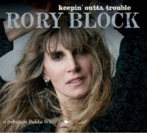 Cover von Keepin' Outta Trouble - A Tribute To Bukka White