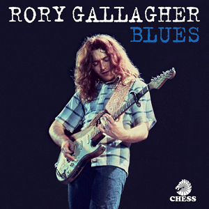 Cover von Blues (DeLuxe)