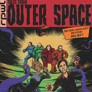 Cover von Tales From Outer Space (ltd. Fan-Box)