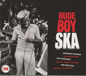 Cover von Rude Boy Ska