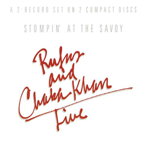 Cover von Stompin' At The Savoy: Live
