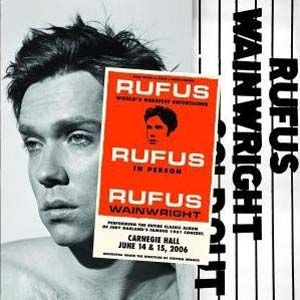Cover von Rufus Does Judy At Carnegie Hall