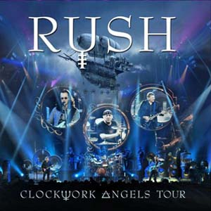 Foto von Clockwork Angels Tour