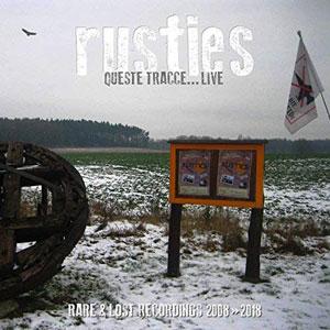 Cover von Queste Tracce ... Live (+ Rare & Lost Recordings 2008-2018)