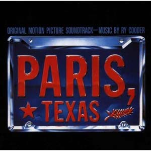 Foto von Paris - Texas/Soundtrack