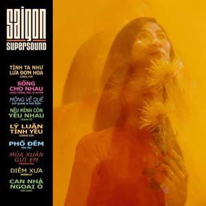 Cover von Saigon Supersound Vol. 1