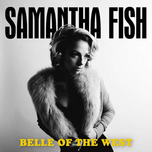 Cover von Belle Of The West