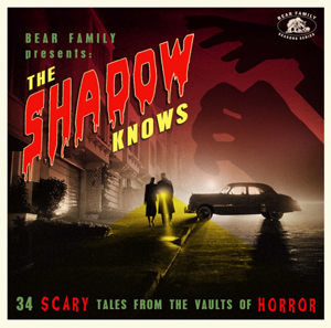 Cover von The Shadow Knows: 34 Scary Tales From The Vaults Of Horror