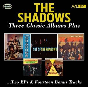 Foto von Three Classic Albums Plus ... (rem.)
