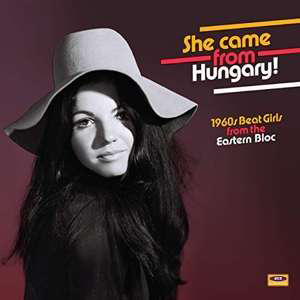 Cover von She Came From Hungary! - 1960 Beat Girls From The Eastern Bloc (ltd. red vinyl)
