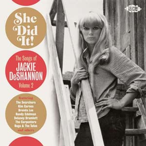 Foto von She Did It! The Songs Of Jackie DeShannon Vol. 2