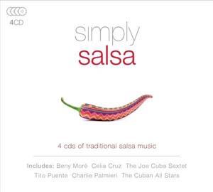Cover von Simply Salsa