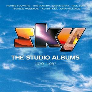 Foto von The Studio Albums
