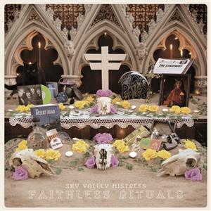 Cover von Faithless Rituals