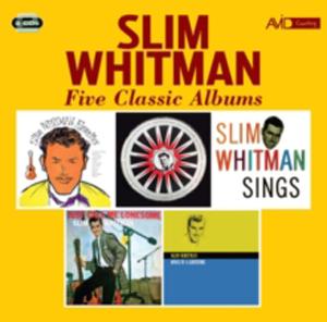 Cover von Five Classic Albums
