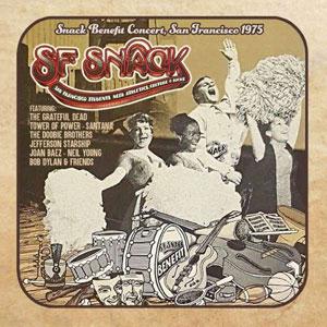 Foto von SNACK Benefit Concert, San Francisco 1975