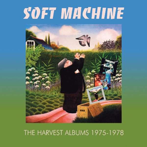 Foto von The Harvest Albums 1975-1978