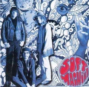 Cover von The Story Of Soft Machine