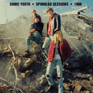 Foto von Spinhead Sessions 1986