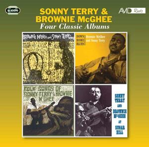 Foto von Four Classic Albums