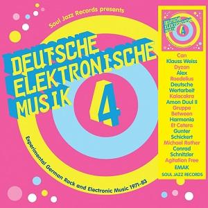 Foto von Souljazz presents - Deutsche Elektronische Musik 4 (1971-1983)