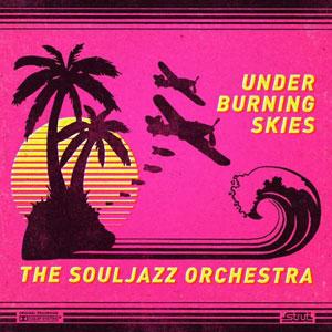 Foto von Under Burning Skies (yellow vinyl)