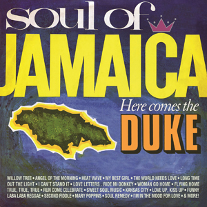 Foto von Soul Of Jamaica/Here Comes The Duke (expanded)