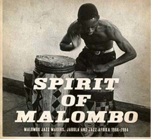 Cover von Spirit Of Malombo