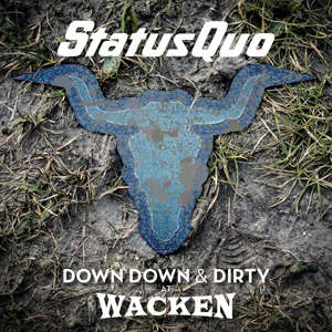 Cover von Down Down & Dirty: At Wacken