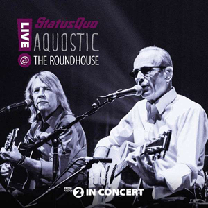 Cover von Aquostic: Live @ The Roundhouse