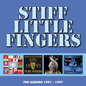 Foto von The Albums 1991-1997