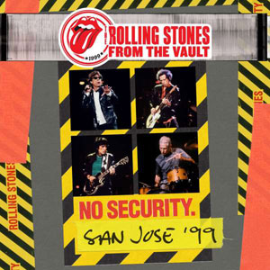 Cover von From The Vault: No Security (San José '99)