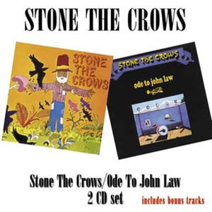 Foto von Stone The Crows/Ode To John Law (expanded)