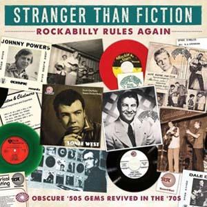 Foto von Stranger Than Fiction - Rockabilly Rules Again