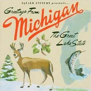 Cover von Greetings From Michigan, The Great Lake State