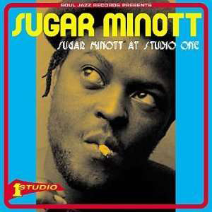 Foto von Sugar Minott At Studio One