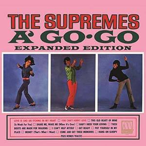 Foto von The Supremes A' Go-Go (exp. edition)
