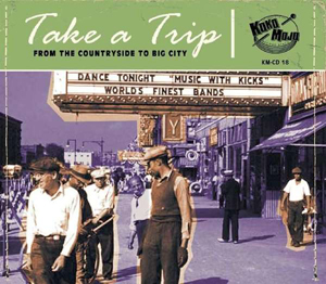Cover von Take A Trip (From The Countryside To Big City)