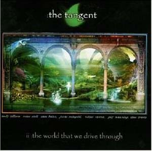 Cover von The World That We Drive Through
